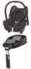 Maxi-Cosi Cabriofix incl. Family Fix base Total black 2012 - large image 1