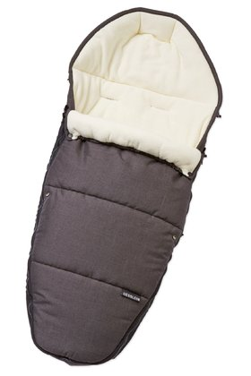 Gesslein Foot muff Sleepy - * The footmuff Sleepy by Gesslein is a footmuff for the whole year and usable for carrying bags, sport stroller and baby car seats