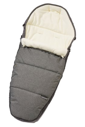 Gesslein Footmuff Sleepy - * The footmuff Sleepy by Gesslein is a footmuff for the whole year and usable for carrying bags, sport stroller and baby car seats
