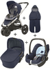 Maxi Cosi Mura 3 2012 Comfort Set (carrycot + footmuff) Dress blue - large image 1