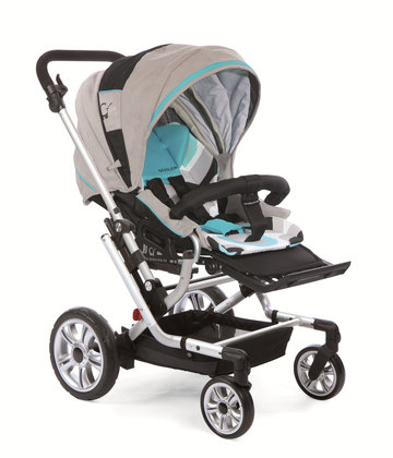Gesslein Stroller F6 I (Air chamber wheels) 2012 279279 - large image