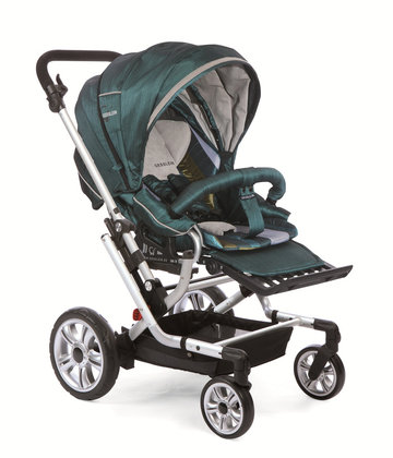 Gesslein Stroller F6 I (Air chamber wheels) 2012 281281 - large image