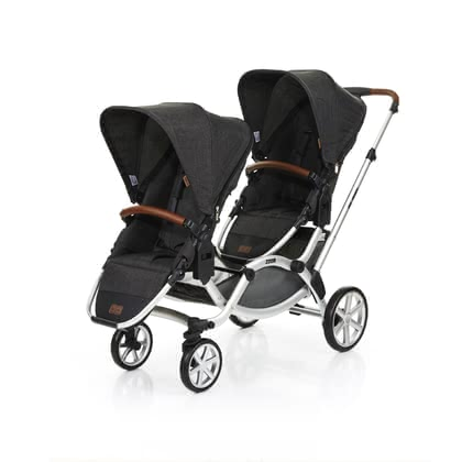 ABC-Design Zoom incl. 2 pushchair attachments piano 2018 - large image