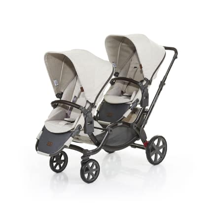 ABC-Design Zoom incl. 2 pushchair attachments camel 2017 - large image