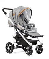 Gesslein F4 Air+ stroller - * The Gesslein F4 stroller is extremely versatile and can be optionally equipped with a hand brake