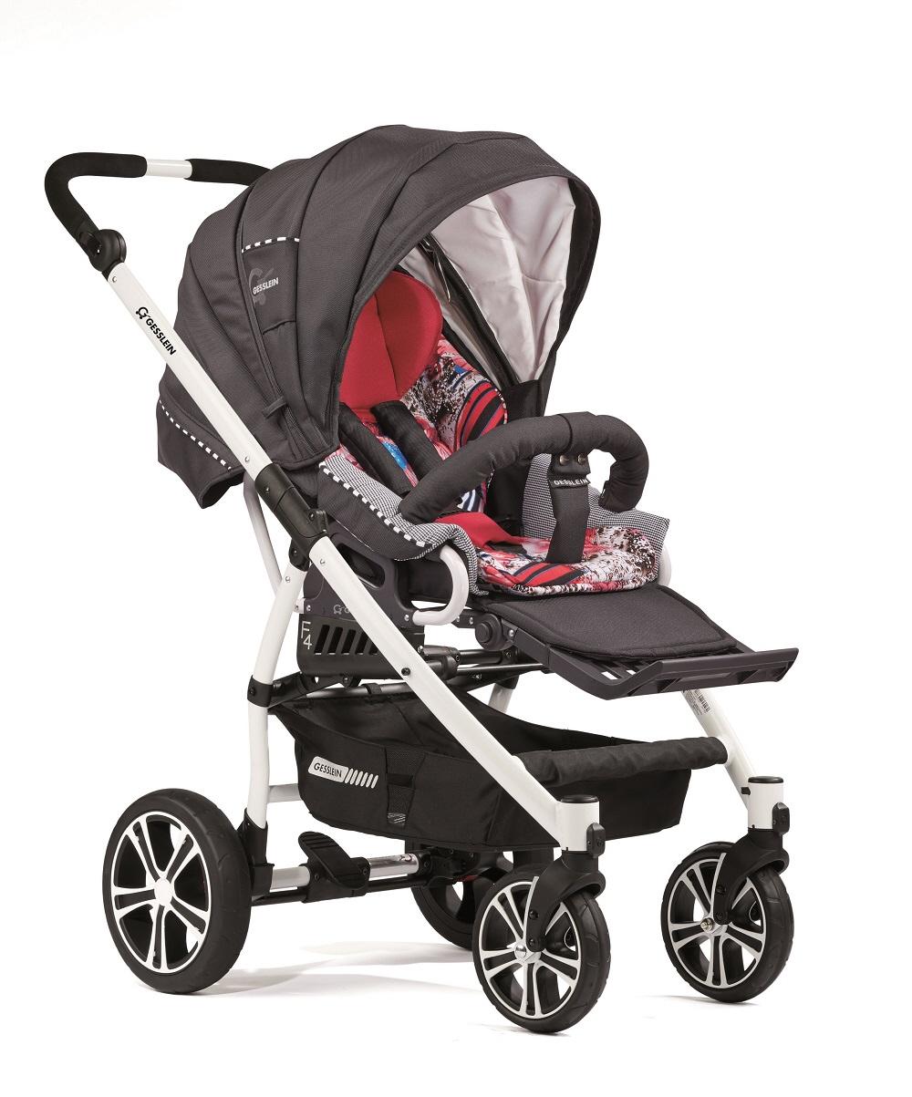 gesslein stroller f4 air 2015 460460 buy at kidsroom strollers. Black Bedroom Furniture Sets. Home Design Ideas