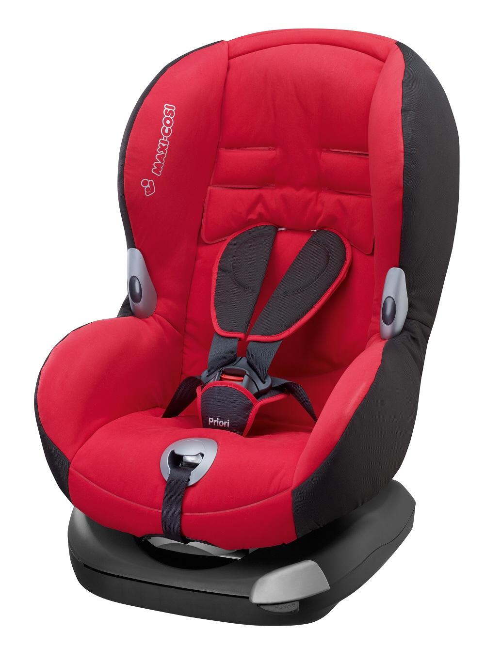 maxi cosi child car seat priori xp 2013 deep red buy at kidsroom car seats. Black Bedroom Furniture Sets. Home Design Ideas