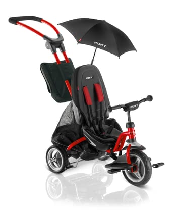 PUKY Tricycle CAT S6 Ceety - * The PUKY tricycles CAT S6 Ceety is for your child from about one and a half years and is in two colors available