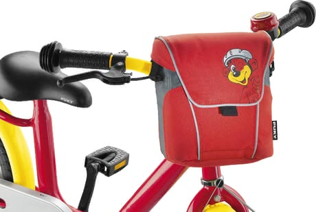 PUKY Handlebar Bag LT2 - * The bag from PUKY is suitable for the Scooter and Bikes