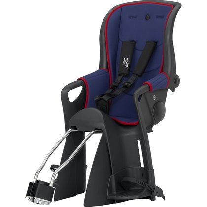 Römer Child bike seat Jockey Relax - * Let your little explorer breathe some fresh air! The children's bike seat by Britax Römer provides your child with a safe spot on your bike – made in Germany. That way, big and small bike tours alike are going to be enjoyable activities for you and your child.
