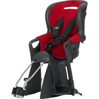 Römer Child bike seat Jockey Comfort - * Britax Römer bicycle seat Jockey Comfort – Thanks to the adjustable head rest and the comfort belting system, your little one is able to enjoy the best possible trips with the bicycle..