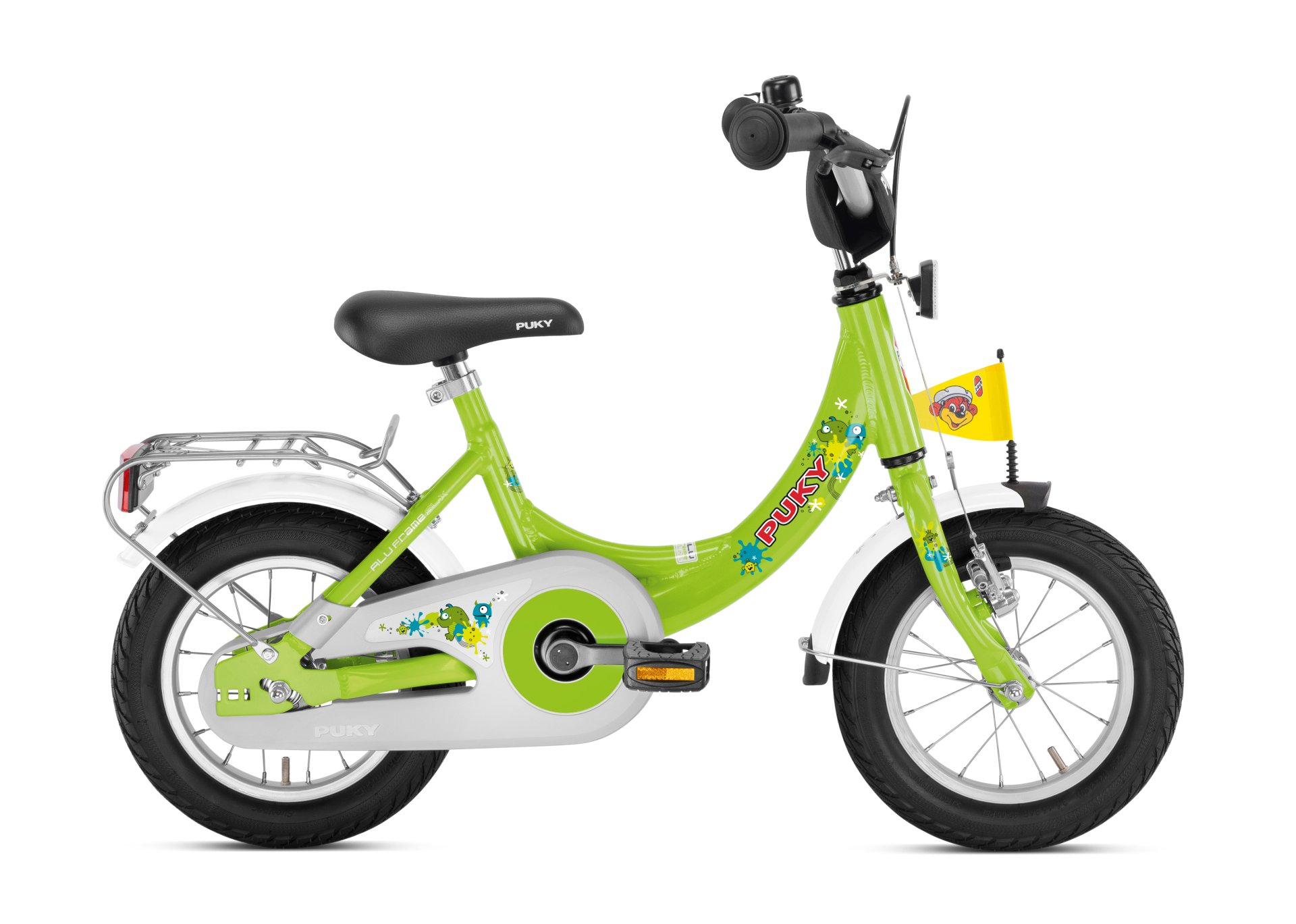 Puky Play Bicycle Zl 12 Alu 2017 Kiwi Buy At Kidsroom Toys