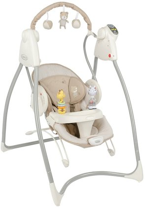 Graco Swing 'n Bounce Benny & Bell 2015 - large image