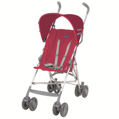 Chicco Buggy Snappy Red Wave 2013 - large image