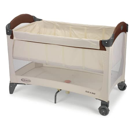 "Graco travel bed ""Roll a Bed"" 2014 - large image"