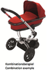 Quinny Stroller BUZZ 3 Blackline 2012 - large image 3
