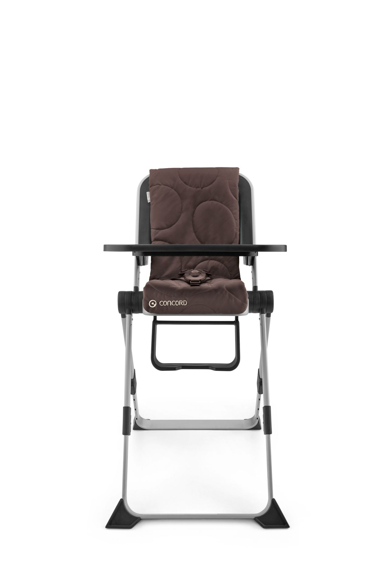 Concord high chair SPIN 2017 Toffee Brown Buy at kidsroom