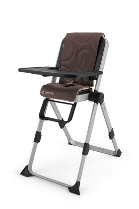 Concord high chair SPIN Toffee Brown - large image