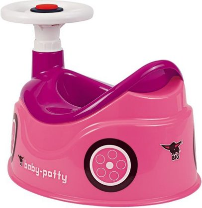 Big Baby Potty Pink 2014 - large image