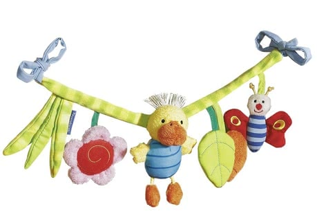 Ravensburger pram chain duck 2014 - large image