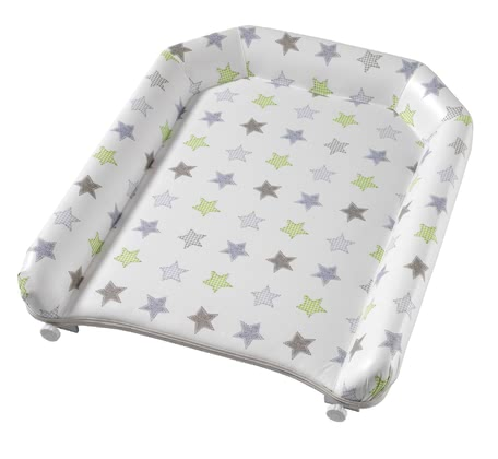Geuther Changing Board for Children's Beds -  * The Geuther changing board for cribs allows you a comfortable wrap in a small space and can be easily mounted on all cribs.