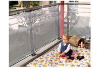 Reer Balcony Net -  * The balcony can be a dangerous place for children. The Reer balcony net prevents your child from throwing objects from the balcony.