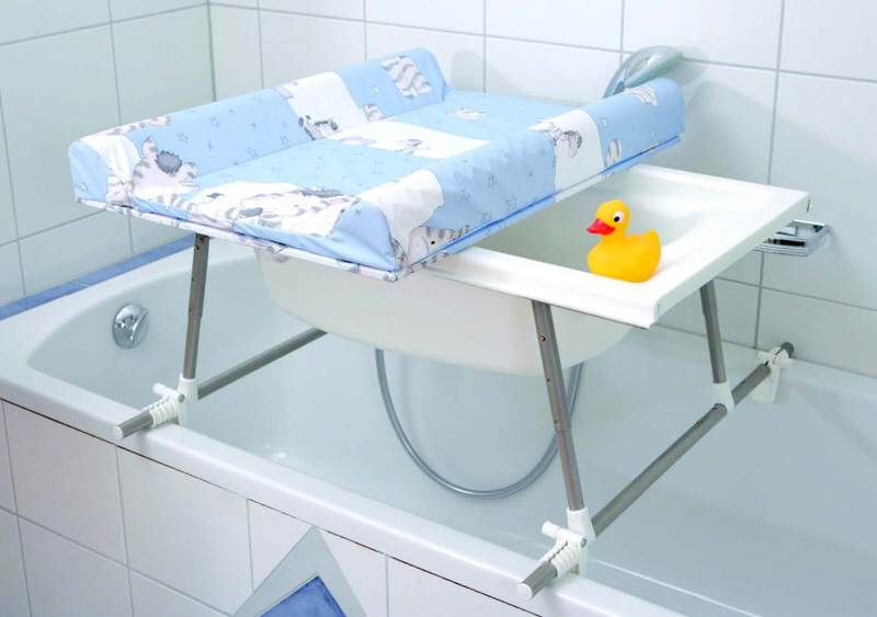 Geuther Aqualight Bath And Changing Unit 97 Zebra 2016   Large Image 1 ...