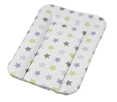 Geuther Changing Pad -  * Geuther's changing pad features a cuddly soft padding and a head protection.
