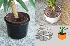 Reer Plant pot guard - * The Reer Flower pot grids avoid your children grubbing in the flower pots