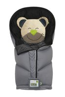 Odenwälder Footmuff Mucki L - * The footmuff Mucki L by Odenwälder is heat-reflecting and fits for all stroller and sport stroller*
