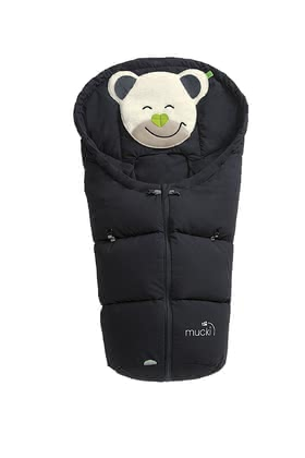 Odenwälder Footmuff Mucki -  * Odenwälder's footmuff Mucki supplies your little one with optimum protection on cold days and is suitable for all regular infant car seat carriers as well as hard and soft carrycots.
