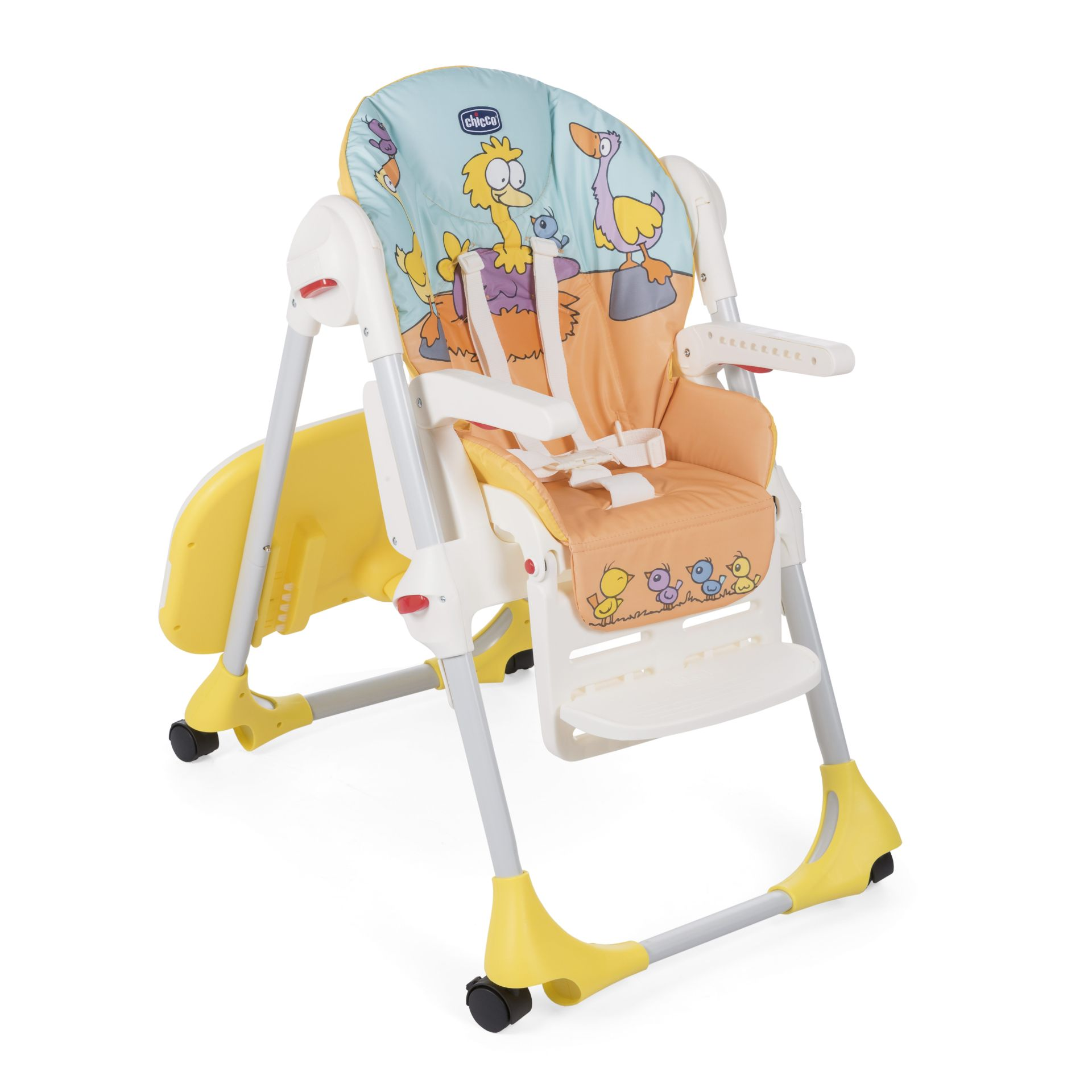 Chicco highchair polly 2 in 1 2016 marine buy at for Cosy chicco living