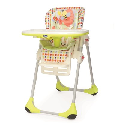 Chicco Highchair Polly 2 in 1 Sunny 2016 - large image