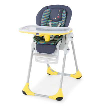 Exceptional Chicco Highchair Polly 2in1 Denim 2016   Large Image 1 ...