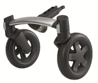 Quinny BUZZ Front Axle -  * The Quinny BUZZ front wheel axle turns your BUZZ 3 stroller into a chic 4-wheel-stroller