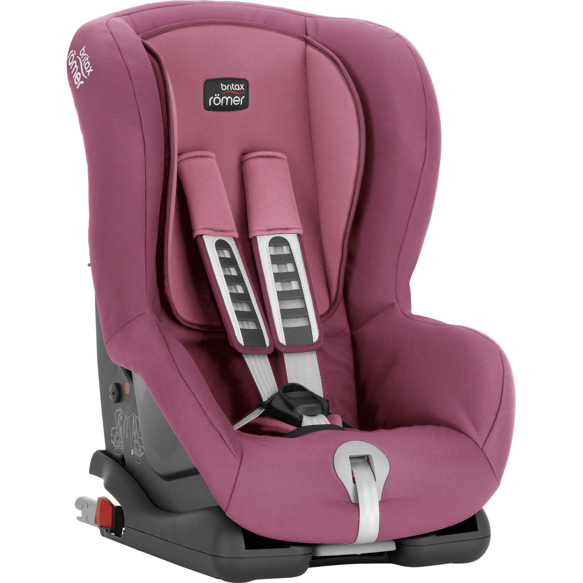 britax r mer car seat duo plus 2019 wine rose buy at kidsroom car seats isofix child car seats. Black Bedroom Furniture Sets. Home Design Ideas