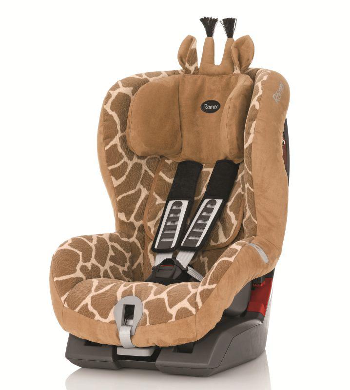 Römer car seat King Plus Highline 2014 Big Giraffe - Buy at kidsroom ...