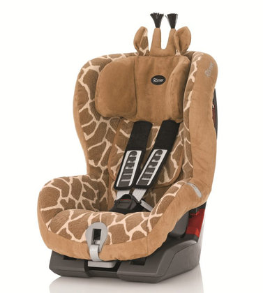 Römer car seat King Plus Highline Big Giraffe 2014 - large image