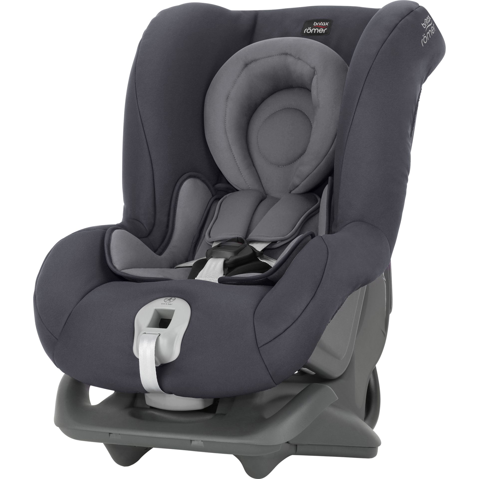 1 Baby Child Car Seat Britax Romer FIRST CLASS PLUS Group 0 Storm Grey