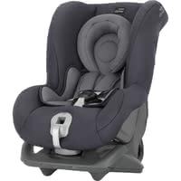 Britax Römer Child Car Seat First Class Plus -  * ✓ from birth up to 4 years ✓ including newborn insert ✓ resting position ✓ Click & Safe® ✓ soft padding