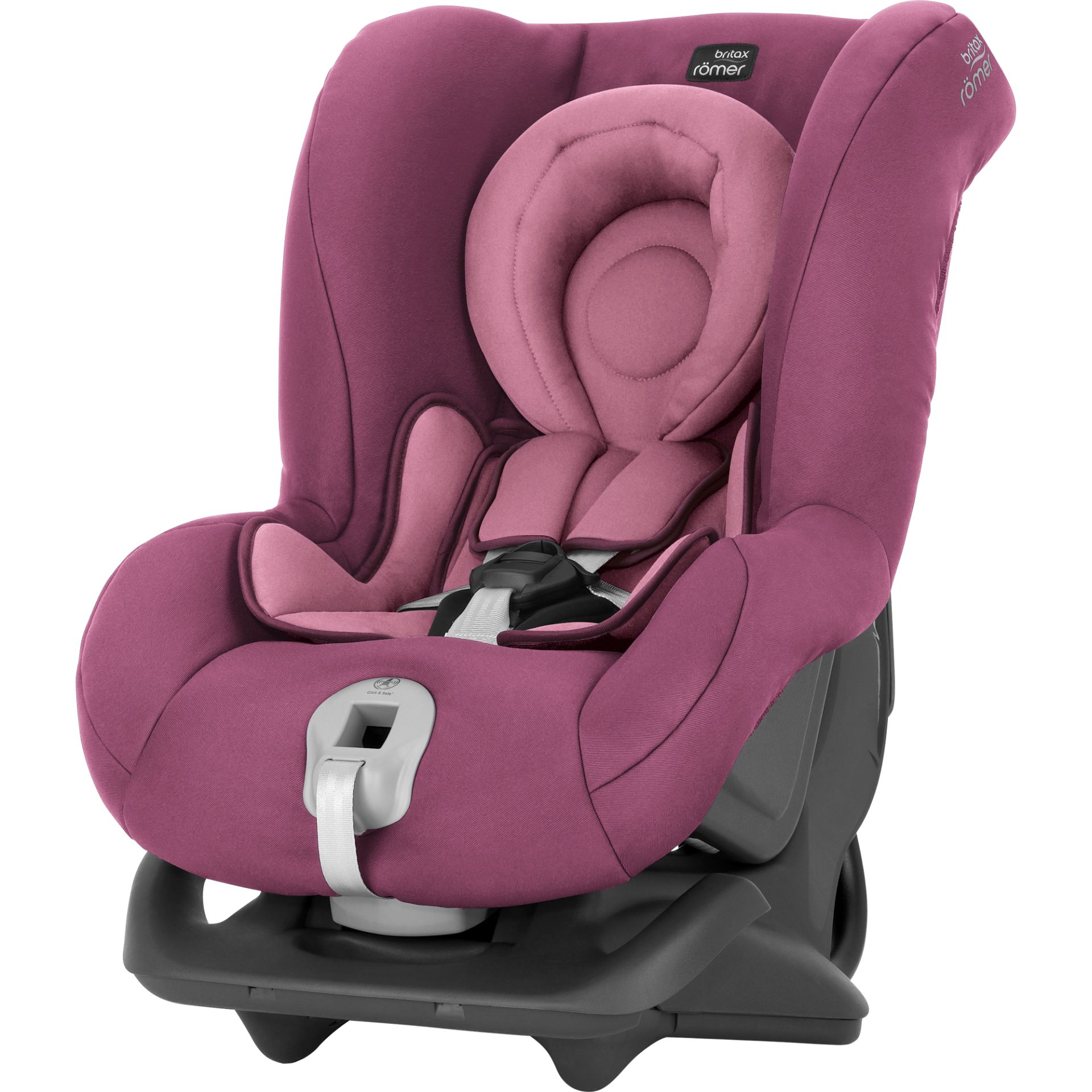 Britax Romer Car Seat First Class Plus 2019 Wine Rose Buy At