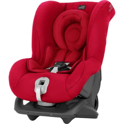 Britax Römer Car Seat First Class Plus Fire Red 2020 - large image