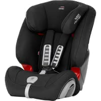 Britax Römer Child Car Seat Evolva 1-2-3 Plus - * The Britax RÖMER Evolva 1-2-3 Plus grows with your child and offers a long useful life of approx. 11 years