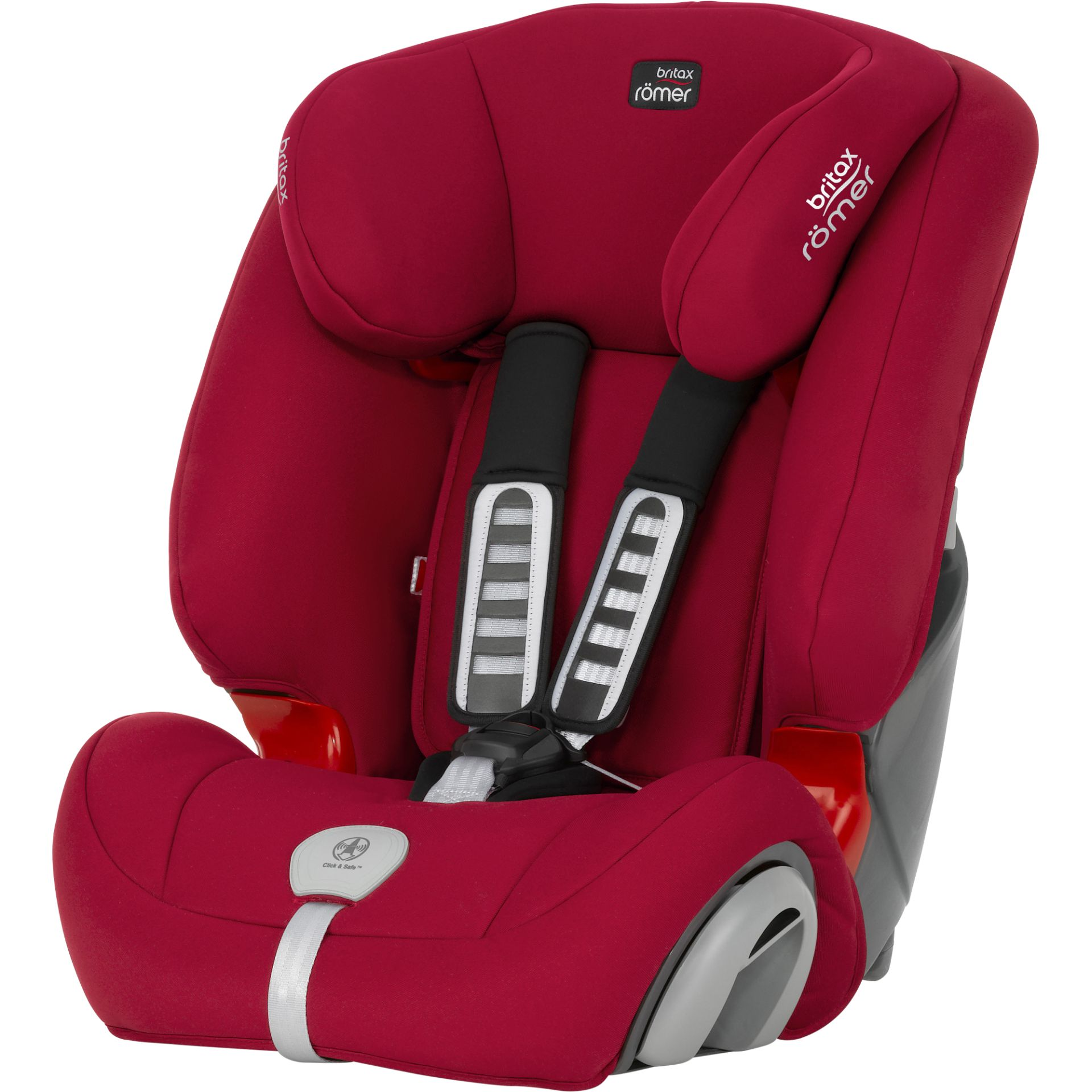 Britax Römer Child Car Seat Evolva 1-2-3 Plus 2018 Flame Red - Buy