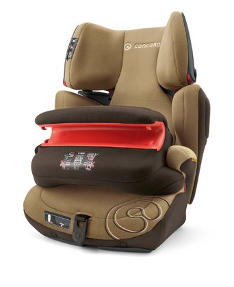 Concord Child car seat Transformer PRO Walnut Brown 2017 - large image