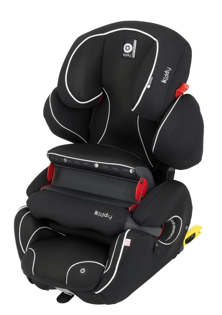 kiddy child car seat guardianfix pro 2 2015 racing black. Black Bedroom Furniture Sets. Home Design Ideas