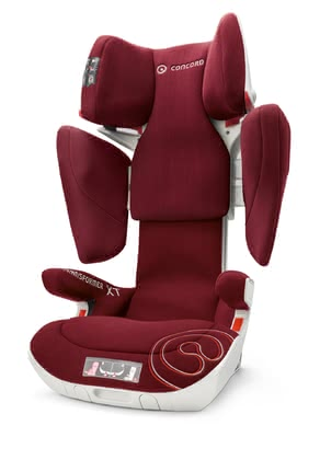Concord Child car seat Transformer XT - The child car seat Concord Transformer XT marks through its unique design and ensures a never known ease of use plus a maximum of security in each age gr...