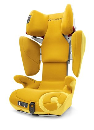 Concord Child Car Seat Transformer T, Yellow Car Seat And Stroller