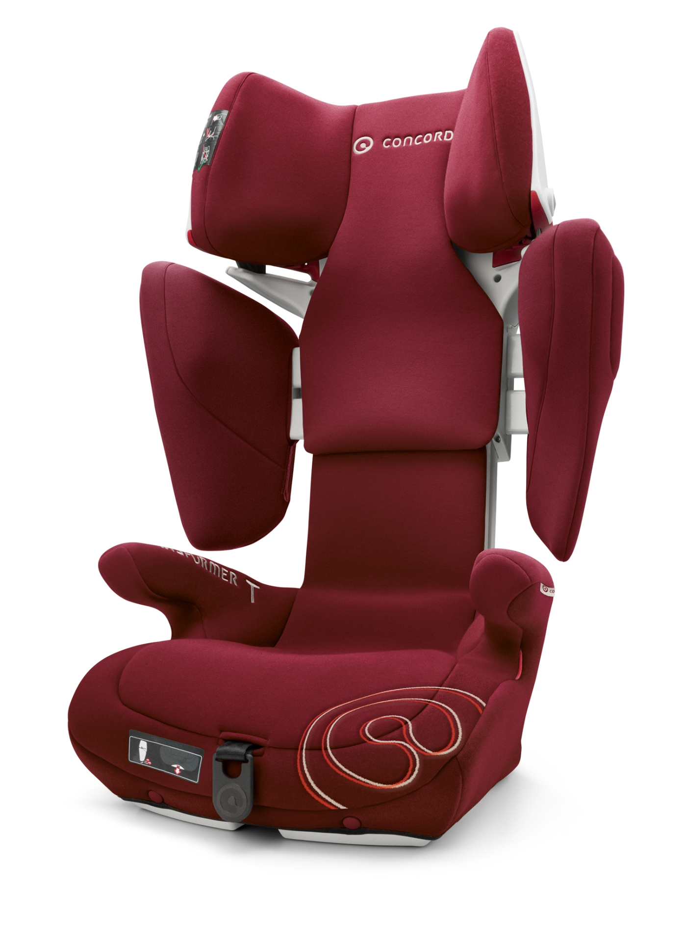 concord child car seat transformer t 2017 bordeaux red. Black Bedroom Furniture Sets. Home Design Ideas