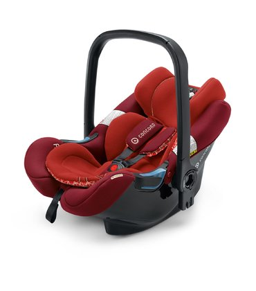 Concord Infant carrier AIR SAFE Flaming Red 2017 - large image